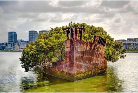 Abandoned Wrecks: Nhung dong do nat bi lang quen - Anh 12