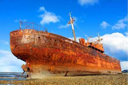 Abandoned Wrecks: Nhung dong do nat bi lang quen - Anh 3
