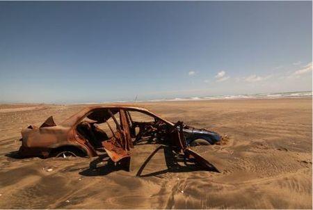 Abandoned Wrecks: Nhung dong do nat bi lang quen - Anh 7