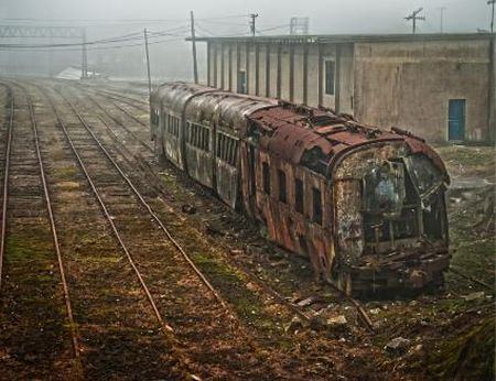 Abandoned Wrecks: Nhung dong do nat bi lang quen - Anh 8