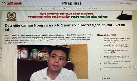Thai Nguyen: Khong the 'da bong trach nhiem' truoc so phan mot con nguoi! - Anh 1