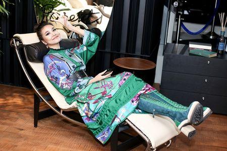 Thanh Hang dien nguyen cay hang hieu chat 'lac mat' - Anh 5