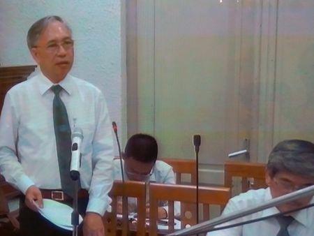 Xet xu Ha Van Tham: Luat su noi ve ket luan giam dinh lien quan 1.576 ty dong - Anh 1
