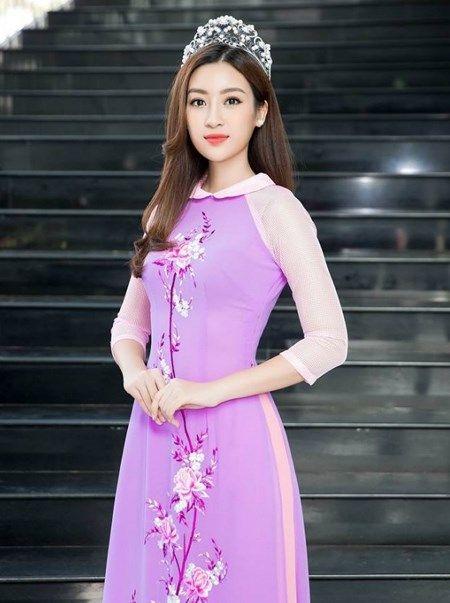 "Do My Linh lot top thi sinh duoc yeu thich tai ""Hoa hau The gioi 2017"" - Anh 2"