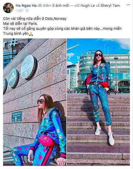 Khong con nghi ngo gi nua, dien do doi, Ho Ngoc Ha va Kim Ly da chinh thuc cong khai hen ho? - Anh 1