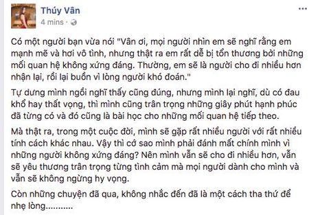 Vbiz 16/9: Ha Ho dien do doi voi Kim Ly tai Nauy, A hau Thuy Van trach ban trai dai gia? - Anh 2