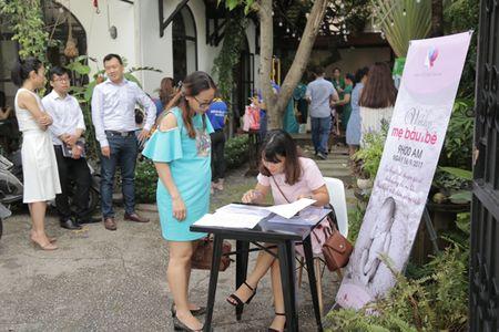 Workshop Me bau va Be: Nhung kien thuc ve dinh duong thai ky chuan xac nhat - Anh 1