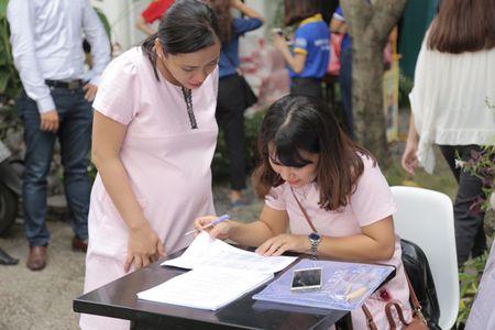 Workshop Me bau va Be: Nhung kien thuc ve dinh duong thai ky chuan xac nhat - Anh 2