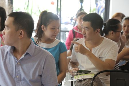 Workshop Me bau va Be: Nhung kien thuc ve dinh duong thai ky chuan xac nhat - Anh 3