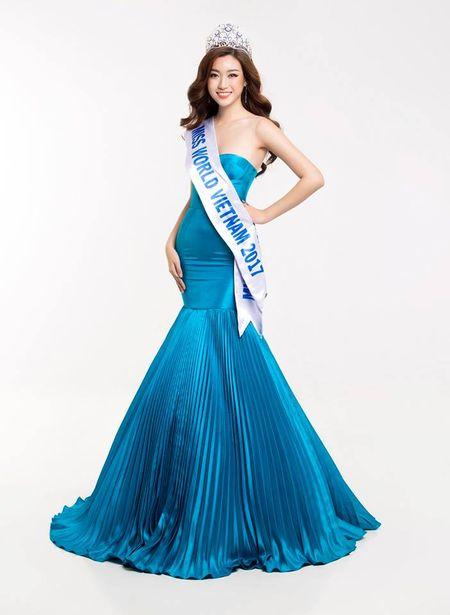 Chua di thi, HH Do My Linh da lot top nguoi dep duoc yeu thich nhat tai Miss World 2017 - Anh 4