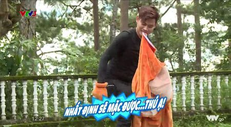 Bo oi! Minh di dau the? tap 5: Man cai nhau cuoi dau ruot cua Kitty va Xi Trum - Anh 8