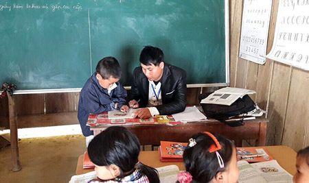Gieo con chu noi dinh Tay Con Linh - Anh 1