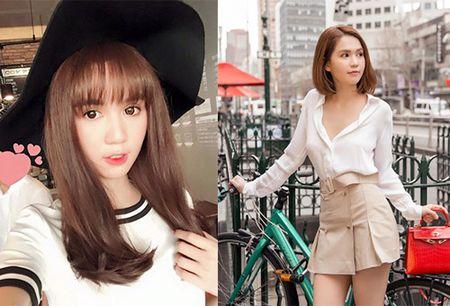 Diem danh nhung my nhan Viet hop ca toc ngan va dai, ngoai tru Nha Phuong, Bao Anh - Anh 1