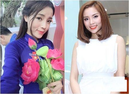 Diem danh nhung my nhan Viet hop ca toc ngan va dai, ngoai tru Nha Phuong, Bao Anh - Anh 2