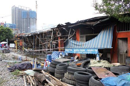 Sieu thi Thanh Do chay rui trong mua: Xac dinh nguyen nhan ban dau - Anh 6