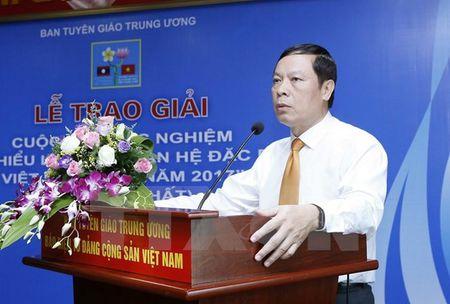 Thi trac nghiem ve lich su quan he Viet Nam - Lao - Anh 1