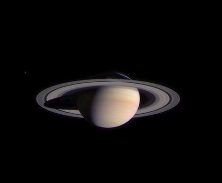 Nhung buc anh chup sao Moc cua tau vu tru Cassini, truoc khi ket thuc su menh - Anh 1