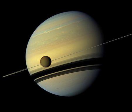 Nhung buc anh chup sao Moc cua tau vu tru Cassini, truoc khi ket thuc su menh - Anh 2