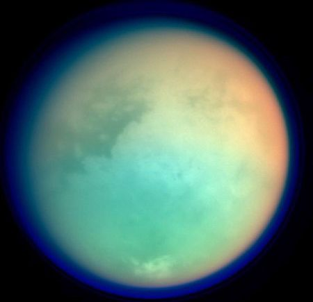 Nhung buc anh chup sao Moc cua tau vu tru Cassini, truoc khi ket thuc su menh - Anh 6