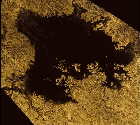 Nhung buc anh chup sao Moc cua tau vu tru Cassini, truoc khi ket thuc su menh - Anh 9