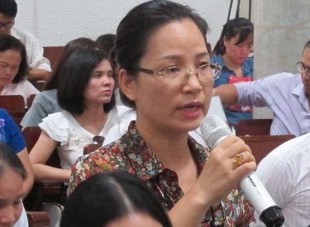 Xet xu Ha Van Tham: Cuu nu giam doc Hai Duong ban nha khac phuc hau qua - Anh 2
