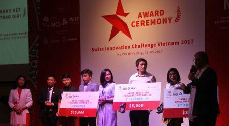 2 startup cong nghe Viet len duong sang Thuy Si tranh tai - Anh 1