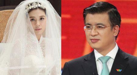 Bi nghi trai cong, BTV Quang Minh sap cuoi nha van Linh Le xinh nhu hoa? - Anh 1