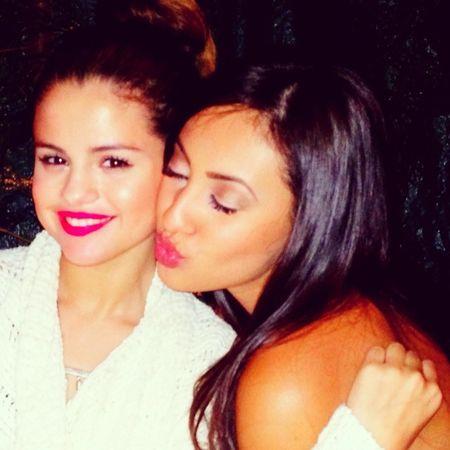 Francia Raisa than voi Selena Gomez den muc nao ma hien than cho ban? - Anh 10