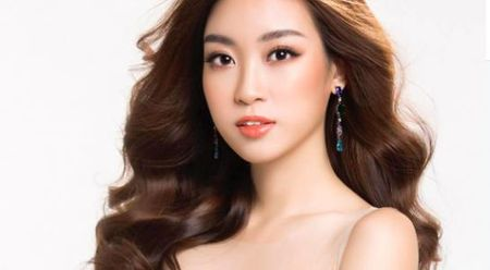 Hoa hau Do My Linh lot vao top 6 binh chon qua mang tai Miss World 2017 - Anh 1