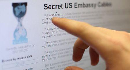 WikiLeaks he lo cach CIA ngam ngam thu thap du lieu sinh trac hoc - Anh 1