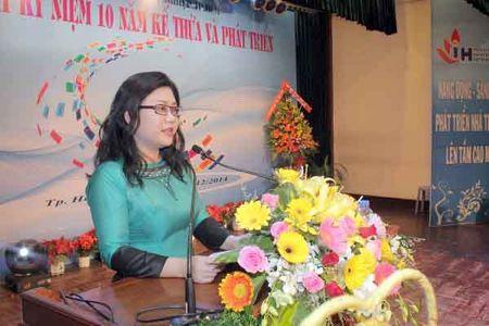 Vu Pho Nguyen Van Nga ban hanh van ban khong dung quy dinh - Anh 1