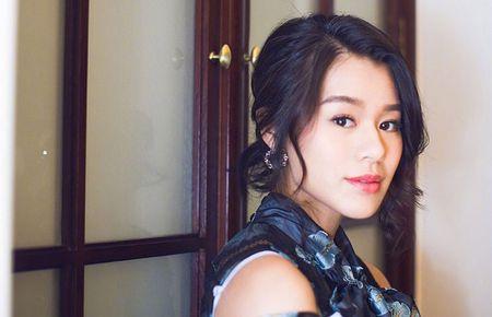 Ho Hanh Nhi giu ve ngoai cuon hut 'giai doan cuoi thai ky' - Anh 8