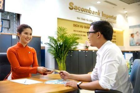 Sacombank tung goi san pham tiet kiem den 40% cho khach hang doanh nghiep - Anh 1