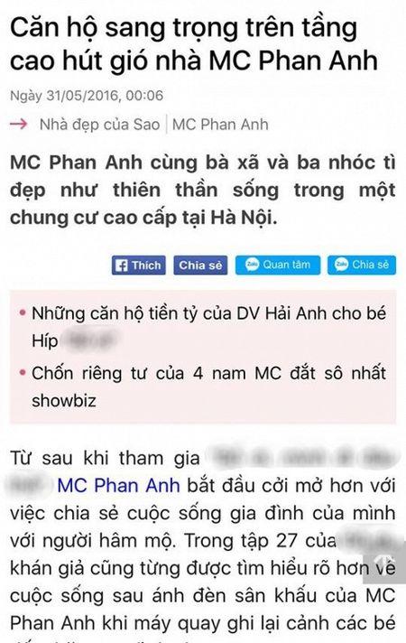 MC Phan Anh goi anti-fan la 'lu khon', danh thep dap tra khi bi cho dung 24 ty dong tu thien lam cua rieng - Anh 3