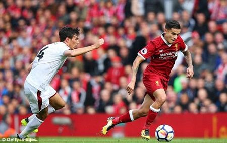 Liverpool hoa that vong trong ngay Coutinho tro lai - Anh 1