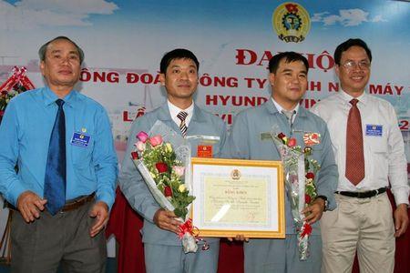 11/14 kien nghi thiet thuc cua doan vien duoc thong qua tai dai hoi cong doan - Anh 1