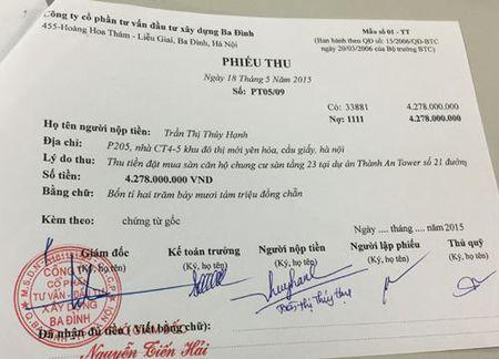 Du an Thanh An Tower 21 Le Van Luong: Lum xum trong viec huy dong von - Anh 2