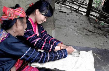 Dien Bien: Cong nhan 2 di san van hoa phi vat the quoc gia - Anh 2