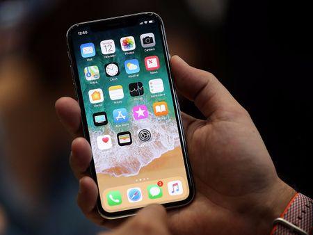 5 diem iPhone X dang bat kip Android - Anh 1
