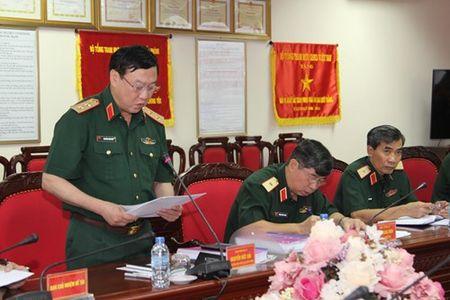 Nghiem thu De tai 'Van dung tu tuong doi ngoai Ho Chi Minh trong Bao ve To quoc' - Anh 1