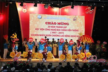 Hoc vien Cong nghe Buu chinh Vien thong som tro thanh truong trong diem quoc gia ve ICT - Anh 1