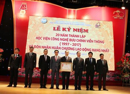 Hoc vien Cong nghe Buu chinh Vien thong som tro thanh truong trong diem quoc gia ve ICT - Anh 2
