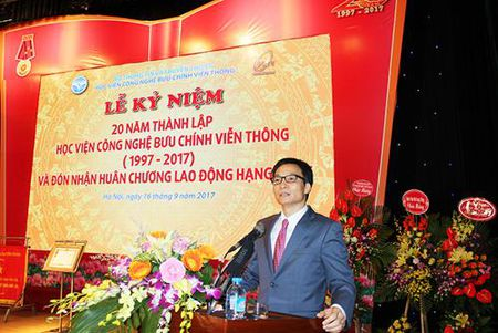 Hoc vien Cong nghe Buu chinh Vien thong som tro thanh truong trong diem quoc gia ve ICT - Anh 3
