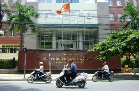 Ha Noi co 1.071 doanh nghiep no thue hon 2.939 ty dong - Anh 1