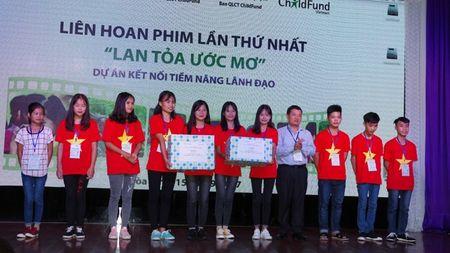 180 tre em du Lien hoan phim ngan 'Lan toa uoc mo' - Anh 1