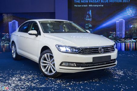 Volkswagen Passat phien ban moi canh tranh Camry, Mazda6 tai Viet Nam - Anh 15