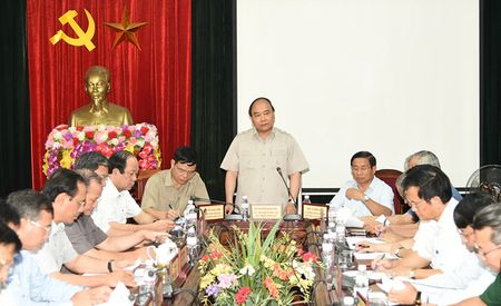 Thu tuong den Ha Tinh: Khong de canh tieu dieu noi bao di qua - Anh 3