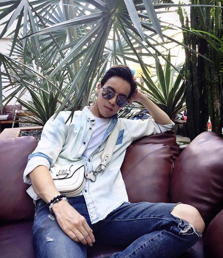 Hoang Ku, Kelbin Lei dam me tui xach deo cheo - Anh 6