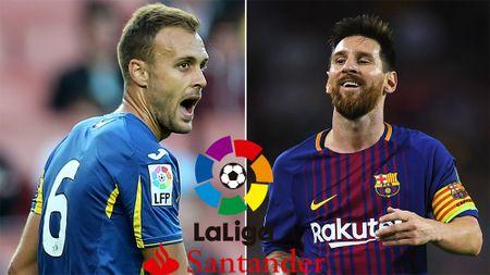 Getafe vs Barca: Khong the can sieu nhan Messi - Anh 1