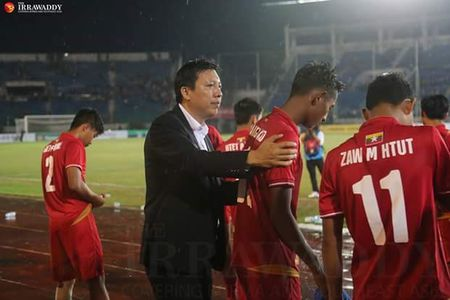 U18 Myanmar do loi nguoi Viet Nam sau that bai o ban ket - Anh 1